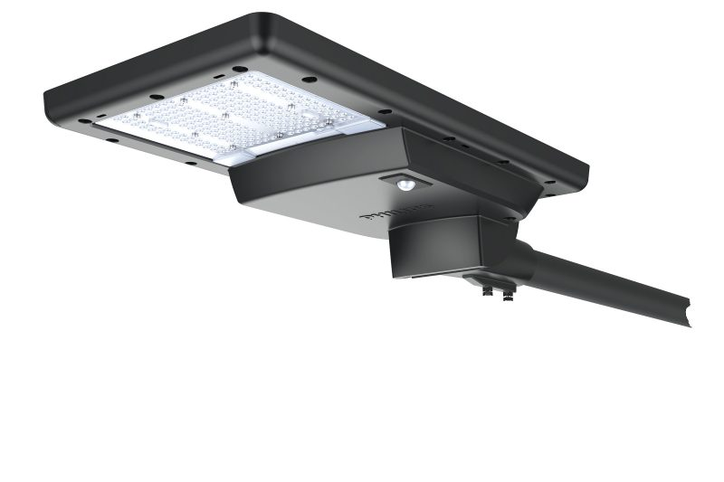 Solar Street and Park Lighting by Phillips